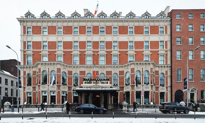 Отель Shelbourne в Дублине