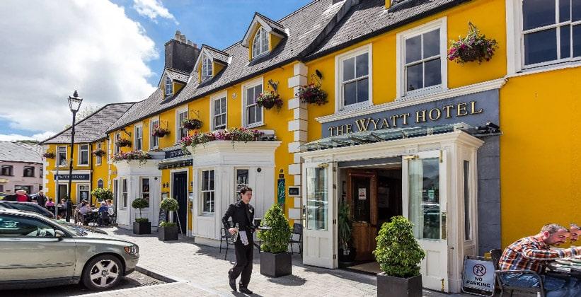 Отель The Wyatt в городе Уэстпорт (Ирландия)