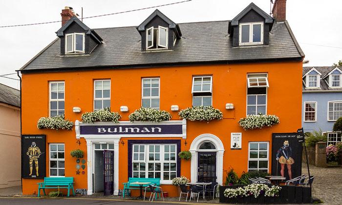 Паб «Bulman» (Кинсейл, Рес. Ирландия)