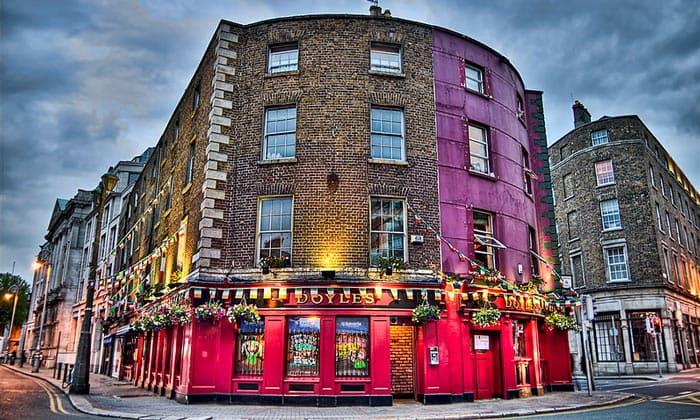 Паб Doyles в Дублине