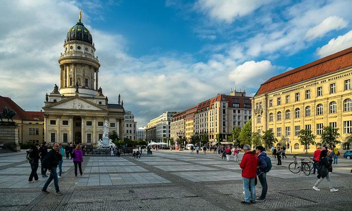 Площадь Жандарменмаркт (Берлин)