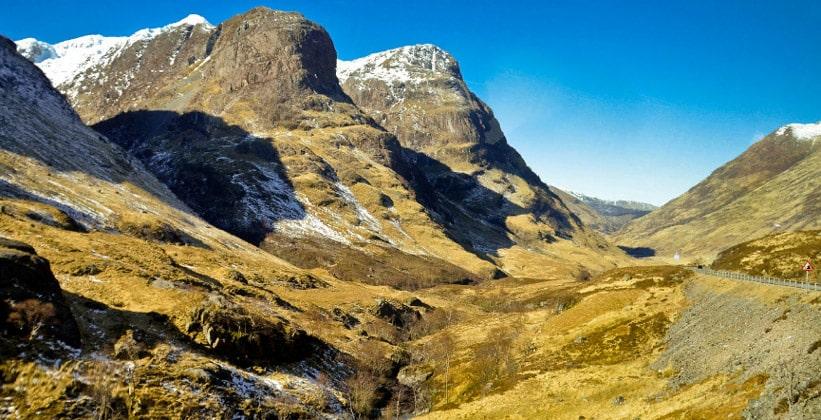 Шотландское нагорье (Хайлендс)