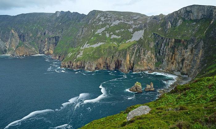 Скалы Слив-Лиг (Донегол, Рес. Ирландия)