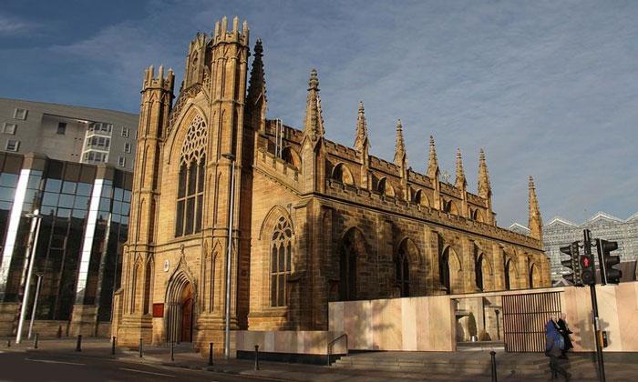 Собор Святого Андрея в Глазго