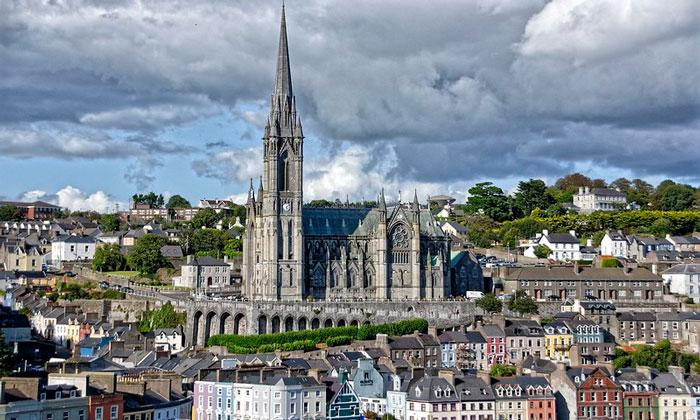 Собор Колмана (Ков, Рес. Ирландия)