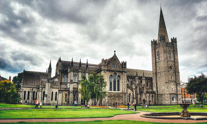 Собор Святого Патрика в Дублине