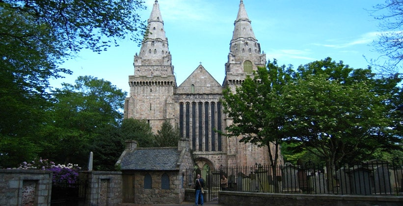 Собор Святого Махара в Абердине (Шотландия)