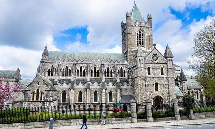 Собор Святой Троицы в Дублине