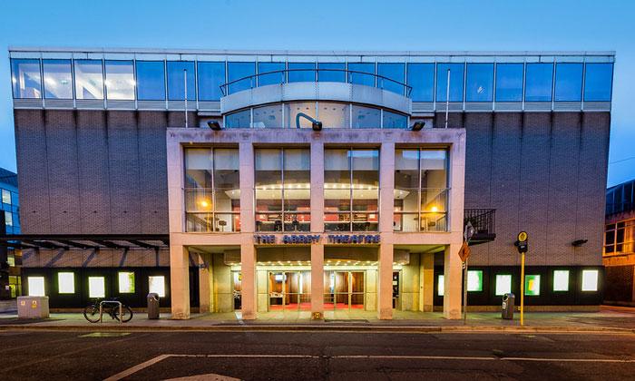 Театр Abbey в Дублине