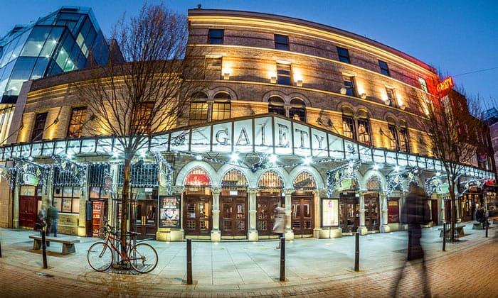 Театр (ночной клуб) Gaiety в Дублине