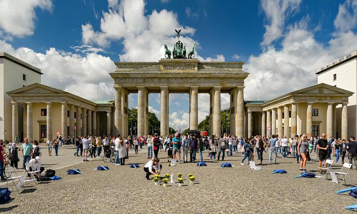 Бранденбургские ворота (Берлин)