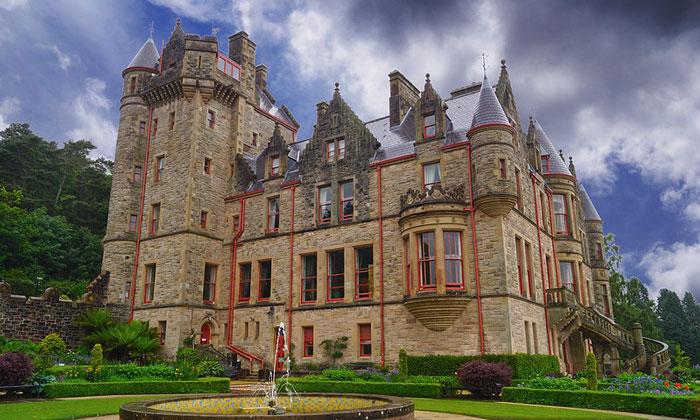 Замок «Белфаст»