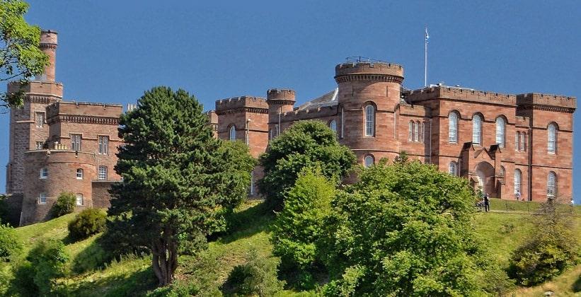 Замок Инвернесс