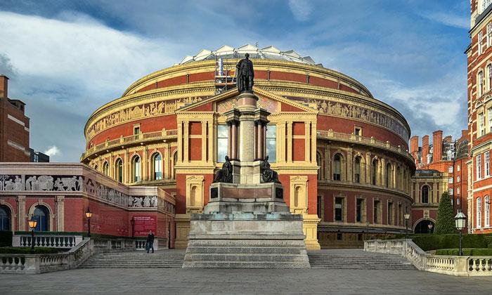 Концертный зал Альберт-холл (Лондон)