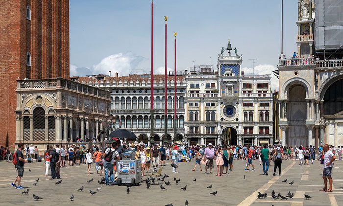 Часовая башня Марка (Венеция)
