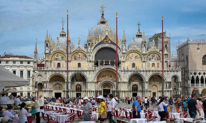 Базилика Святого Марка (Венеция)