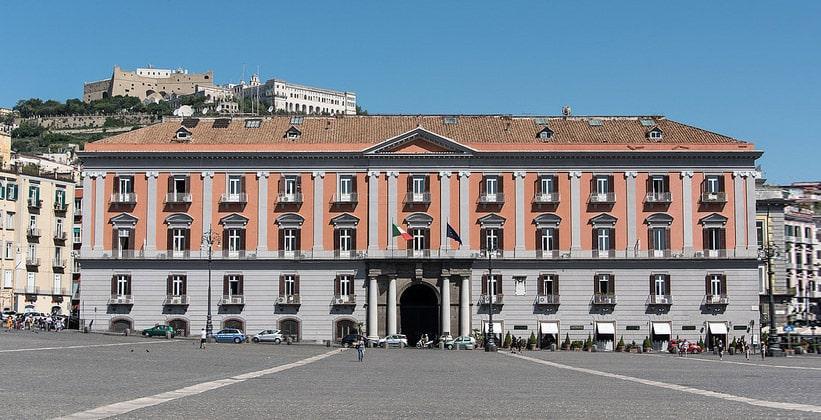 Библиотека Неаполя