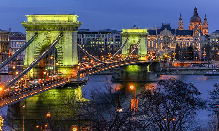 Цепной мост (Будапешт)