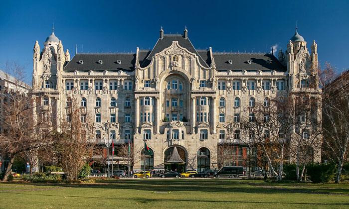 Дворец Грешем (Будапешт)