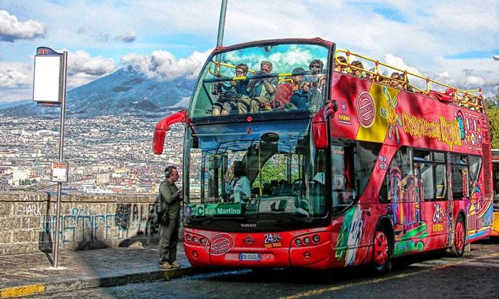 Необычные экскурсии в Неаполе