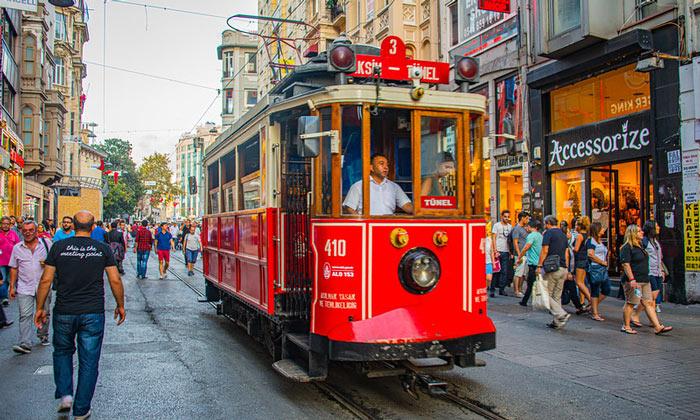Городской трамвай Стамбула