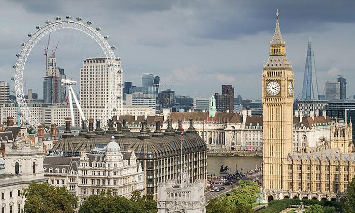 Красоты Лондона