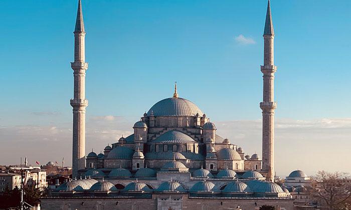 Мечеть Завоевателя в Стамбуле