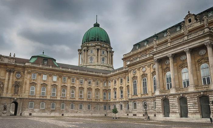 Венгерская национальная галерея (Будапешт)
