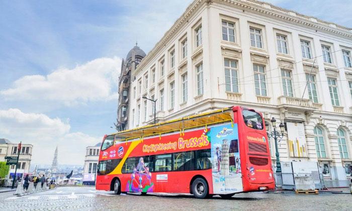 Необычные экскурсии в Брюсселе