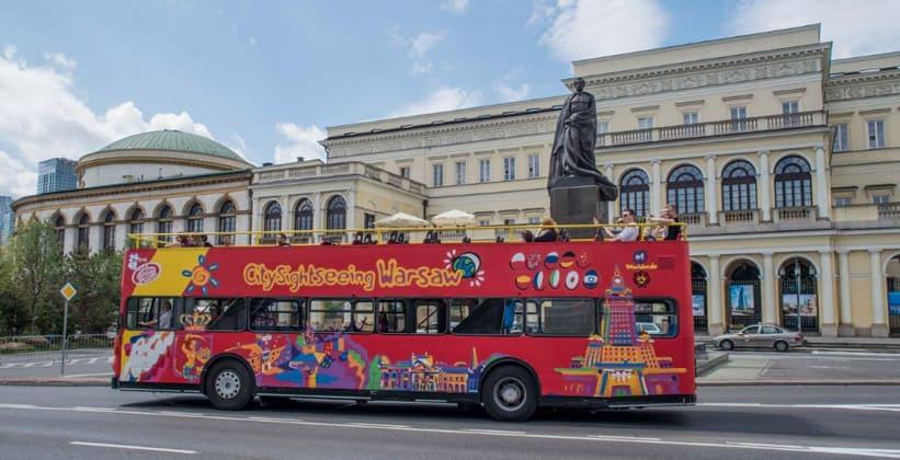 Необычные экскурсии в Варшаве