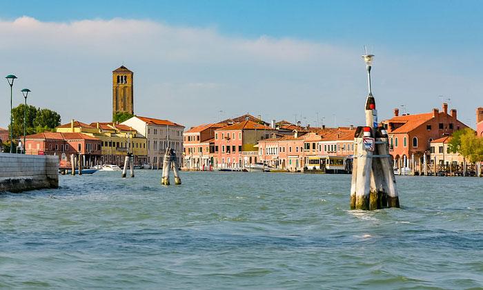 Остров Мурано (Венецианская лагуна)