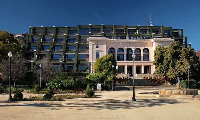 Отель «Miramar» в Барселоне