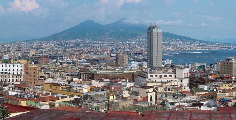 Красоты Неаполя