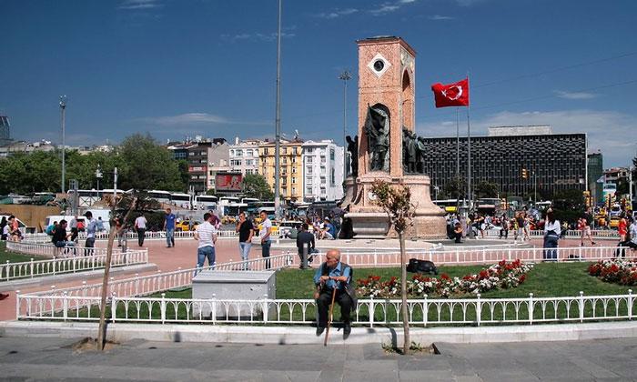 Площадь Таксим (Стамбул)