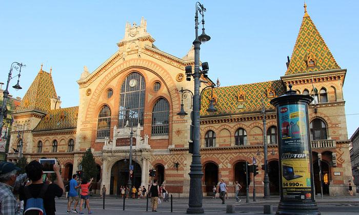 Центральный рынок (Будапешт)