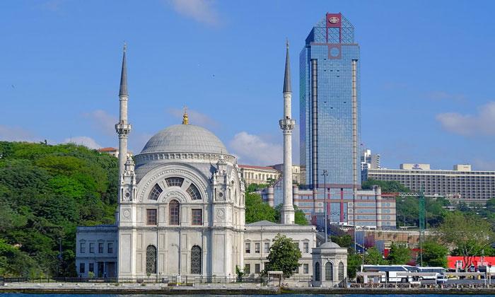 Старый и современный Стамбул