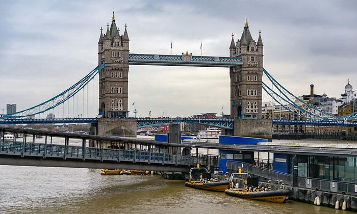 Тауэрский мост (Лондон)