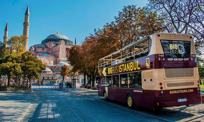 Автобусные экскурсии в Стамбуле