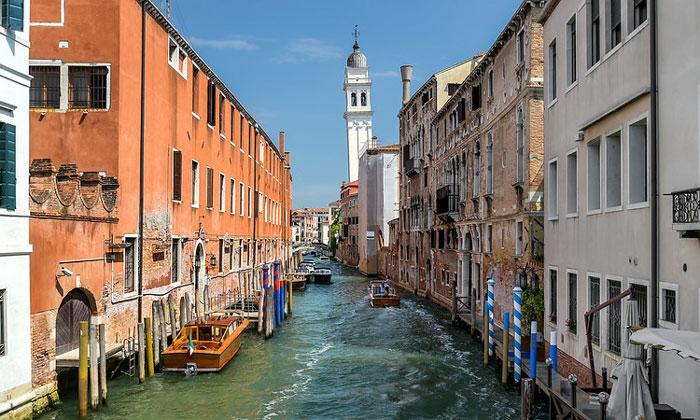 Церковь Сан-Джорджо-деи-Гречи в Венеции