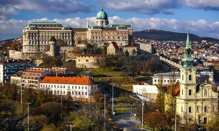 Замковый квартал (Будапешт)