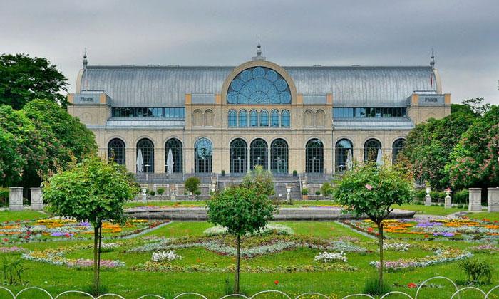 Ботанический сад Флора в Кёльне