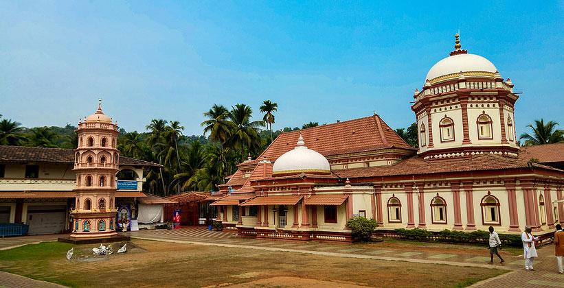 Храм Шри Нагеша на Гоа