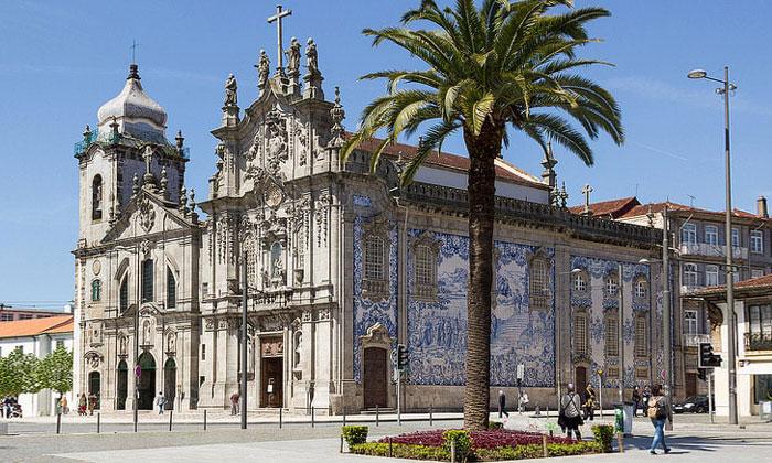 Кармелитская церковь в Порту