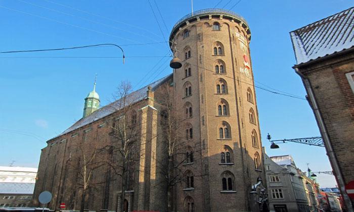 Круглая башня (Копенгаген)