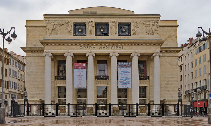 Марсельская опера