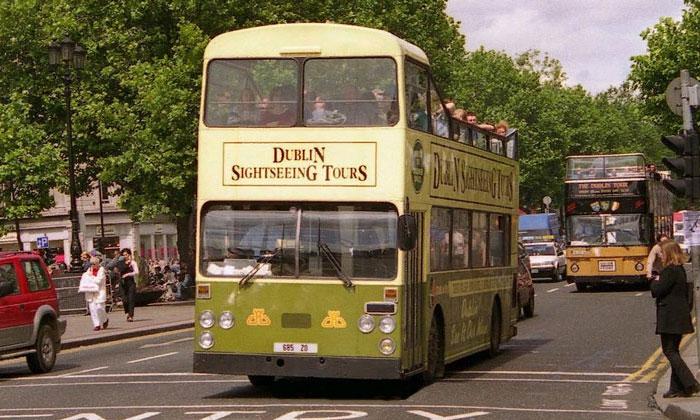 Необычные экскурсии в Дублине