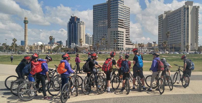 Необычные экскурсии в Тель-Авиве