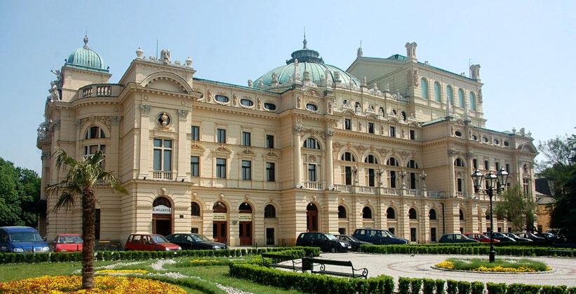 Театр имени Юлиуша Словацкого в Кракове