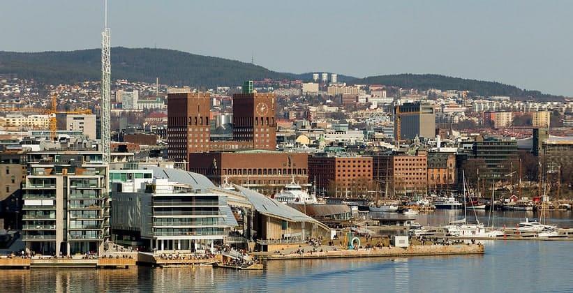 Панорама Осло