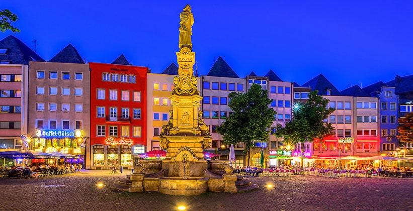 Старый город Кёльн
